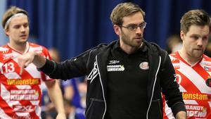 Pixbos tränare Per Tjusberg förde sitt lag till serieseger.