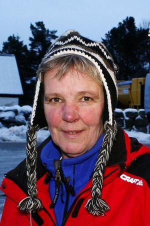 Britt-Marie Forsberg, 51, kassörska, Njurunda.Jag vill nog gärna ha skinka och leverpastej.