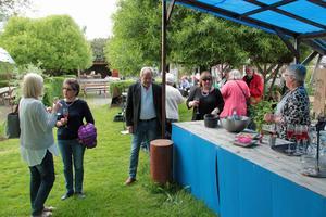 Ottos kiosk, som fanns där nuvarande Vijkiosken står, återuppstod för en dag i lördags.