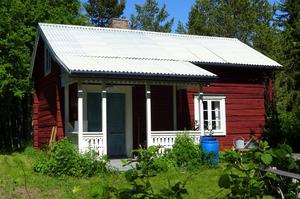 Torp från 1800-talet på Norderön.