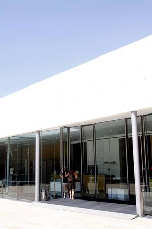 Es Baluard, Palmas moderna konstmuseum, lockar med verk av Picasso och Joan Miró.