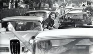 Raggare, 20 juni 1977.