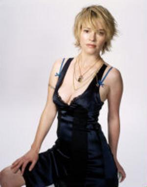 Leisha Hailey as Alice in the American TV drama 'The L Word' (Season 2).