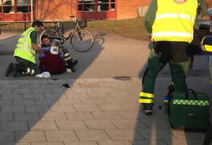 Olycka Bäckby