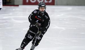 Joel Engström skapade nerv med sin 5–7-reducering.