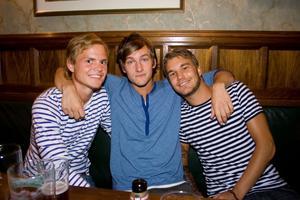 Robert, Rickard, Anton (Pitchers)