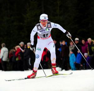 Älvdalens Maria Rydqvist hoppas förbättra fjolårets totala 15:e plats.
