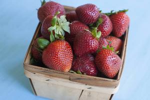 Signaturen undrande frågar vem som ger tillstånd till den farliga jordgubbsförsäljningen i Hammarstrand.