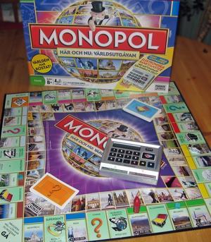 Med det nya modernare Monopol väcks säkert ditt avsomnade Monopolintresse till liv igen.
