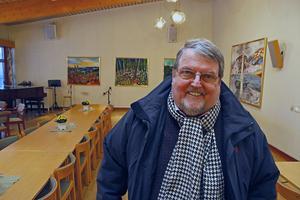 Arvodesberedningens ordförande Svante Nilsson (S).