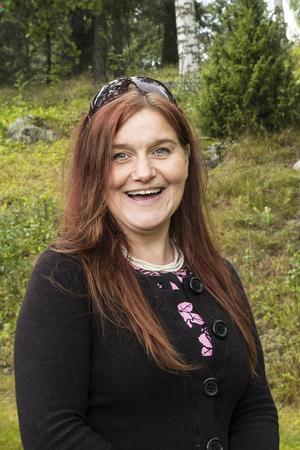Maria Mörk, gruppledare för Vänsterpartiet i Bollnäs.
