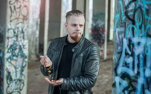 Säters framgångsrika magiker ska uppträda vid  Bråvalla festivalen i sommar