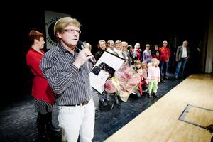 Förskolan Hillängens chef, Lars-Erik Bång, informerades redan i måndags om att förskolan skulle tilldelas kommunens integrationspris.