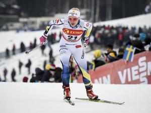 Jonna Sundling skickades hem från uppladdningslägret i Seiser Alm, nu kan hon missa VM-sprinten.