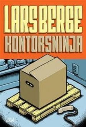 Lars Berges bok Kontorsninja
