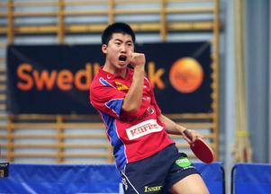 Sun Jian vann två singelmatcher i sin säsongsdebut.