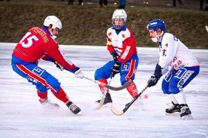 Så här såg det ut när Gränges mötte Lesjöfors för några år sedan.