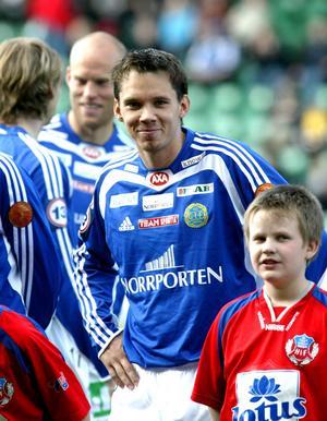 Fredric Lundqvist.