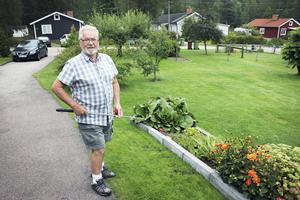 Golfentusiast. Leif Jönsson har spelat golf i 25 år. Minigolfen för honom betyder god samvaro.