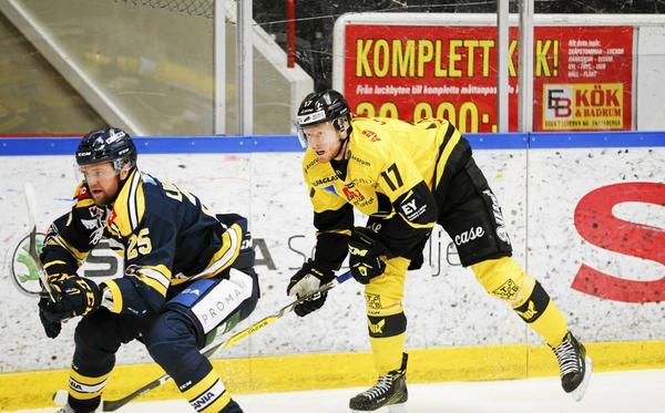 Christopher Fish spelar i Västervik den kommande säsongen.