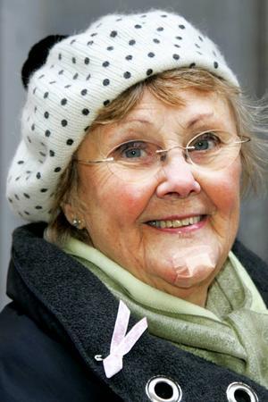 Margareta Berntsson, 71 år, Funäsdalen:– Ja, jag äter det ett par gånger i veckan. Älgkött är bäst förstås, jag har fulla frysen.