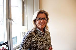 Åsa Wiklund Lång (S) ordförande i Svenska kommun försäkrings AB.