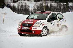 Även om han erkänner att det är roligare att vinna, var Stefan Hedström nöjd med sin andraplats.