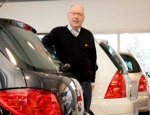 – Jag har ägt många hyreshus förr och vet vad jag håller på med, säger bilhandlaren Bengt-Olof Andersson, tidigare ägare till Briggen Gerda.