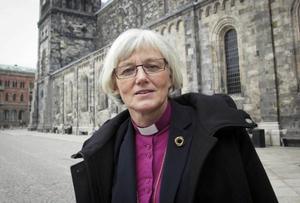 Antje Jackelén får nu byta Lunds stift mot ärkebiskopsämbetet. Gårdagens val var historiskt då Sverige nu får sin första kvinnliga ärkebiskop någonsin.