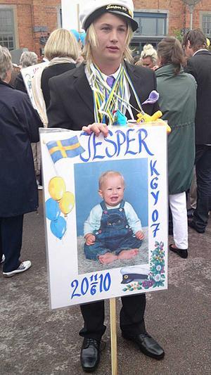 Ny student; Jesper, KGY 07