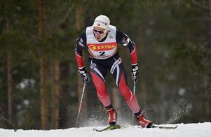 Finn Haagen Krogh, fyra efter kvalet, valde samma heat som Calle Halfvarsson.