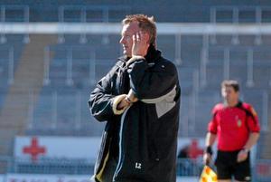 Lasse Zetterlund nobbar tränaruppdraget i Örebro Syrianska.