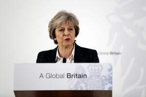 Hur globalt blir Storbritannien utanför EU?