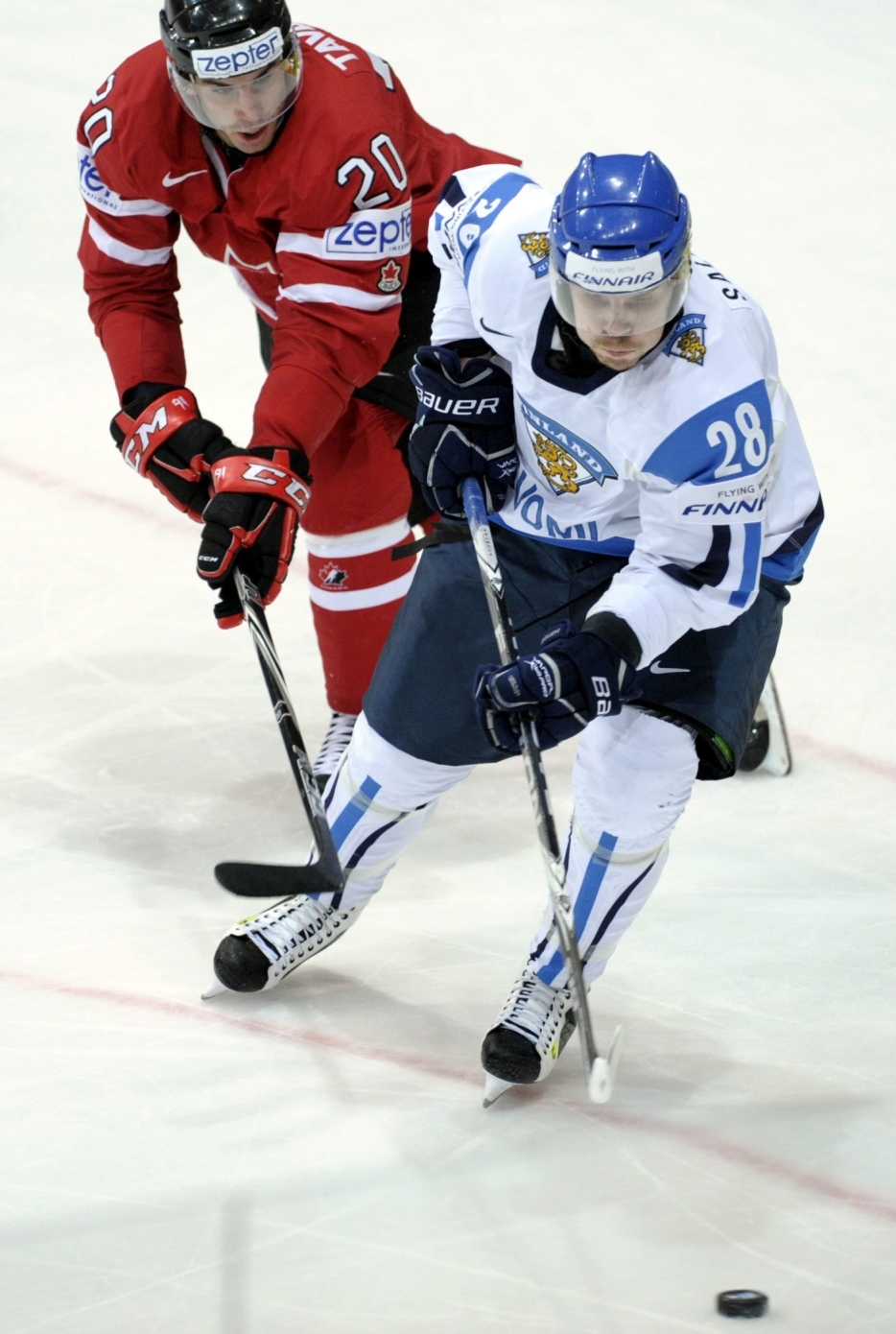 Ishockey mastarback till timra