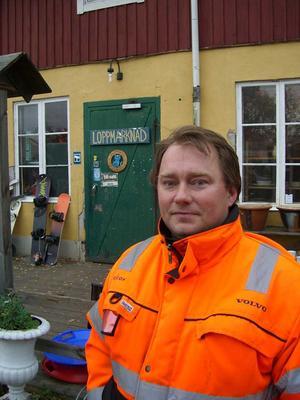 Göran Lofjärd, Biståndsgruppen i Valbo
