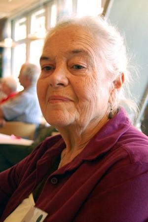 Vill bryta isoleringen. Solveig Lind beklagar att äldreboendet Björken lades ned. Det var en bra mötesplats, tycker hon.