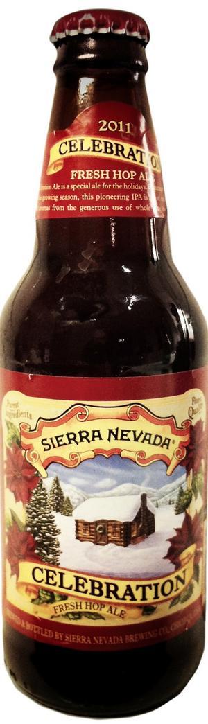 God amerikan. Sierra Nevada Celebration Ale är en mycket god, smakrik ale från USA.