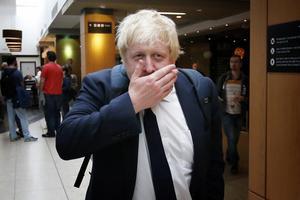 Boris Johnson har varit en av Lämna-sidans ledande företrädare. Nu siktar han på att ta över Torypartiet efter David Cameron.