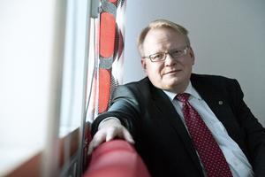 Länets S-ordförande Peter Hultqvist.