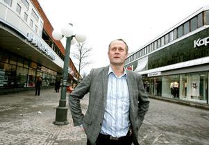 Affärskonsulten Audun Ribe har bekantat sig med Söderhamn och