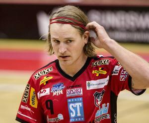 Patrik Svensson – numera i Sundsvall City IBC.