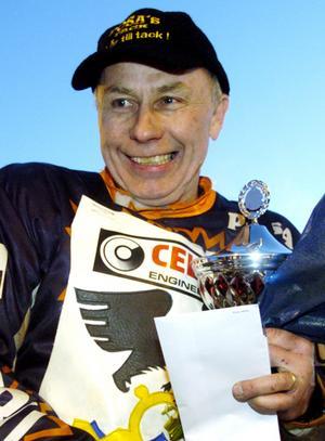 Arrangörerna vill ha med Posa Serenius när VM avgörs i Sverige.