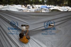FN:s flyktingorgan gör ett hästjobb med få resurser.