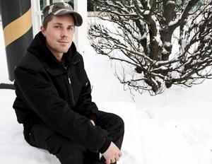 24-årige Christian Ståhlberg har varit drogfri i två och ett halvt år, och ser GHB som en farligare drog än andra eftersom den är så lätt att överdosera.