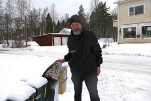 Nu får byborna i Frisbo sin tidning även på lördagarna.