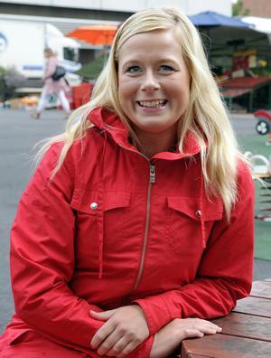 Jessica Ulvhag tar nya tag för folkhälsan i Bollnäs.
