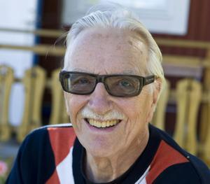 Gunnar Erkner, Kramfors, fyller 80 år den 12 september.