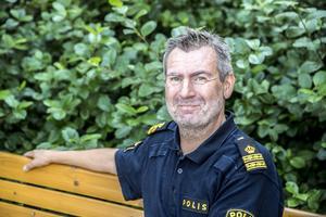 Per Thelin, Jämtland police deparment.