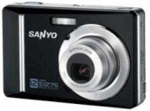 Billiga kompakter från Sanyo