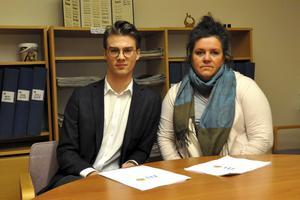 Gustav Ericsson (M) och Anna Eling (L) från oppositionen i Hedemora anser att förslaget är oansvarigt.